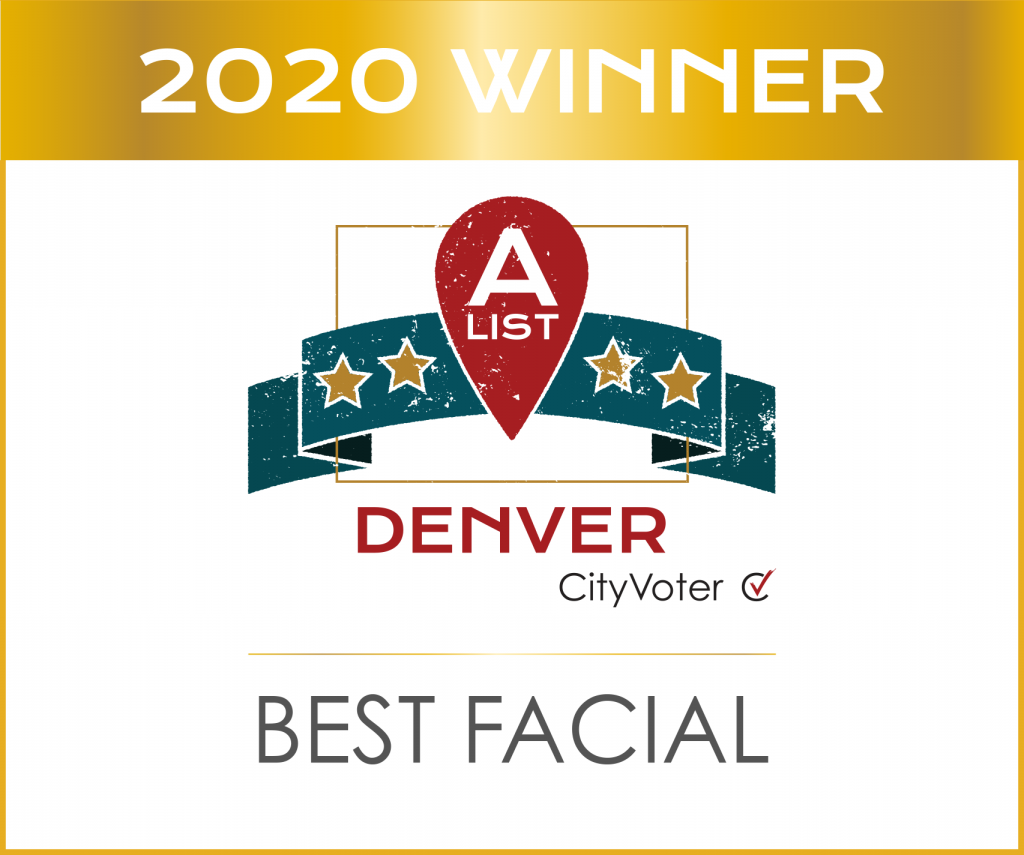 Best Facial in Denver Award